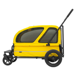 AirBuggy Carriage smile Yellow