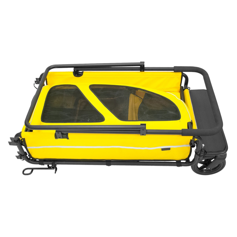 AirBuggy Carriage smile Yellow folding