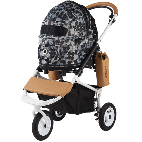 AirBuggy Dome 2 Brake SM Set FLOWER CAMO