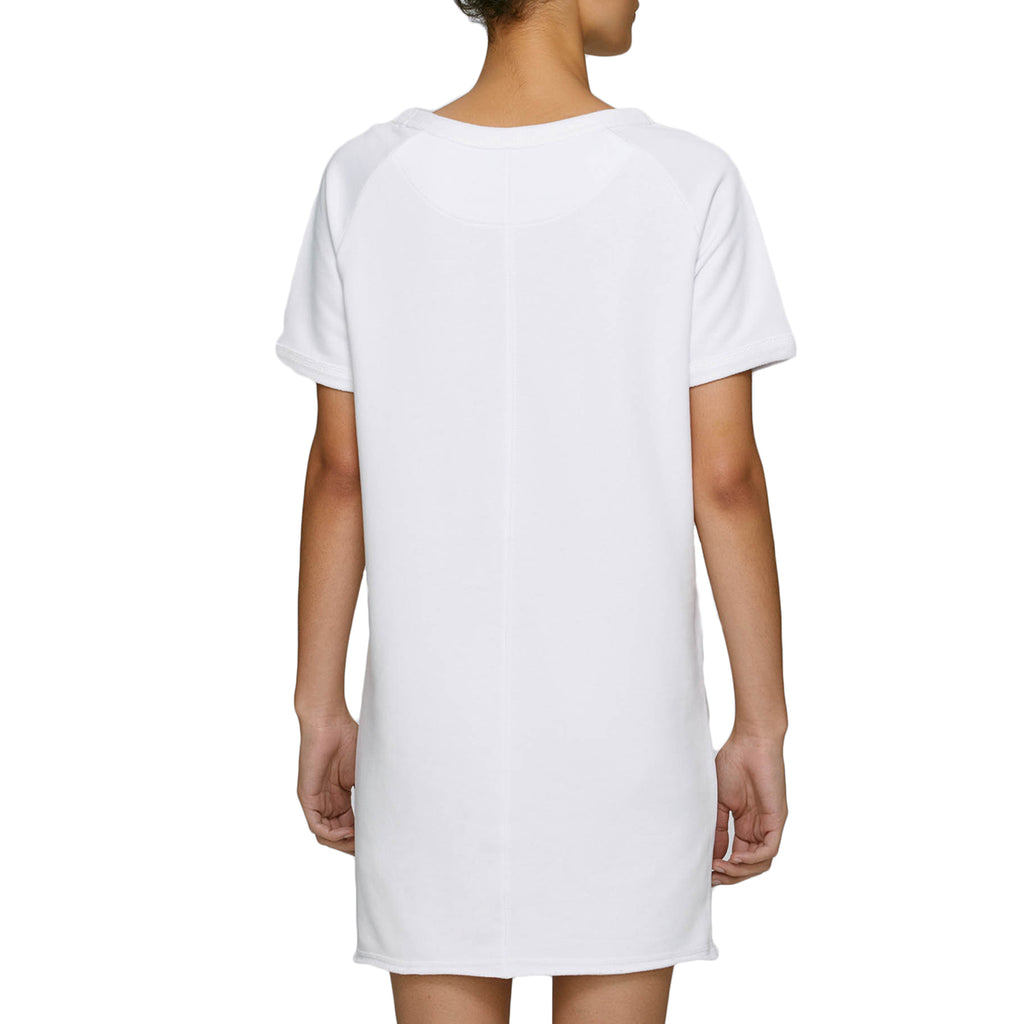 WHITE BODYFORM DRESS - oneoffcouture