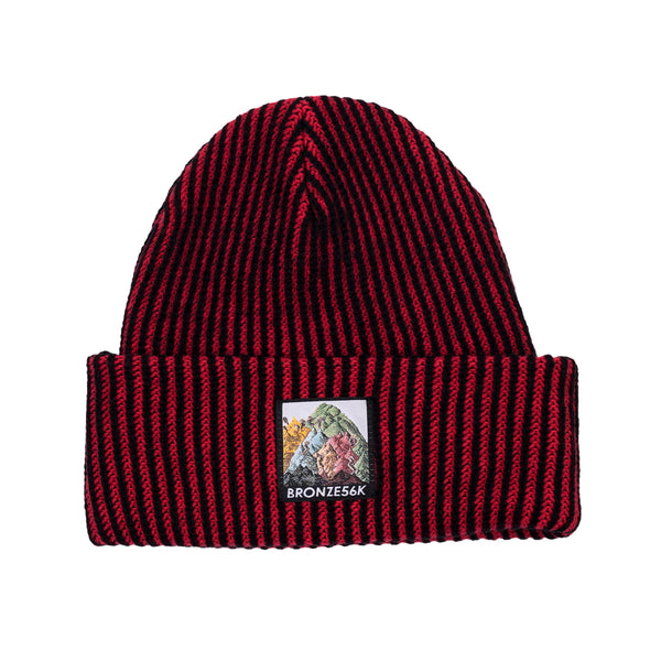 MOUNTAIN BEANIE RED