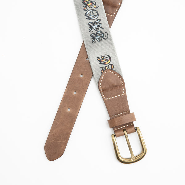 BRONZE ICY HOT BELT GREY