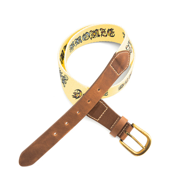 BRONZE ICY HOT BELT YELLOW