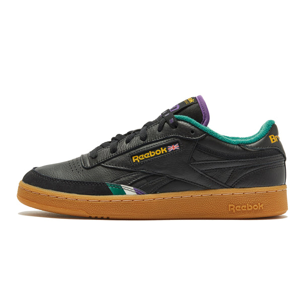 BRONZE56K X REEBOK CLUB C REVENGE BLACK