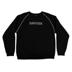 PIPE CREWNECK BLACK