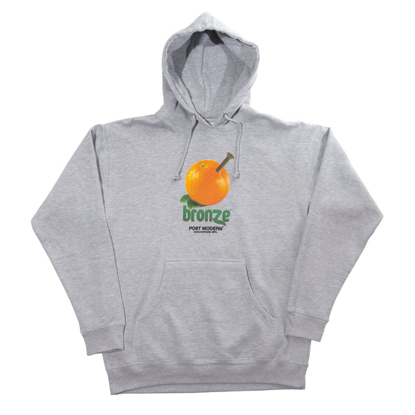 56% HOODIE HEATHER GREY