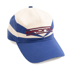 SPORTS SNAPBACK HAT OFF WHITE/BLUE