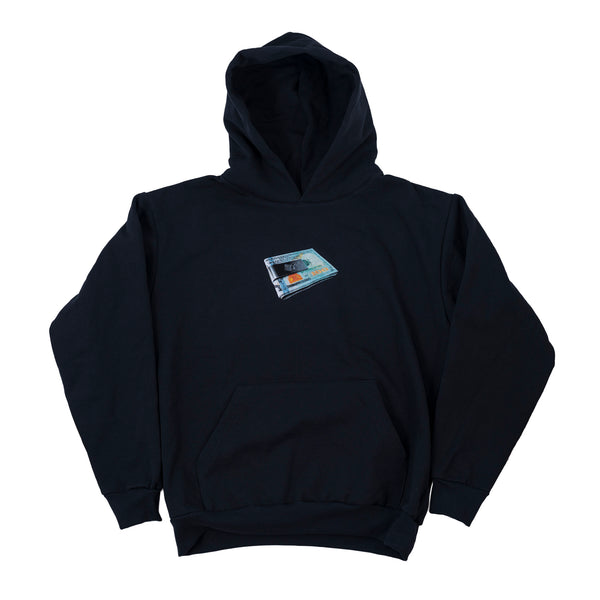 MONEY CLIP HOODY NAVY