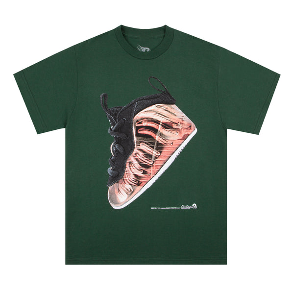 BRONZE56K X TENANT NY INDOOR TEN FOAM TEE FOREST GREEN