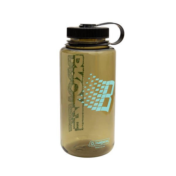BRONZE NALGENE BOTTLE OLIVE