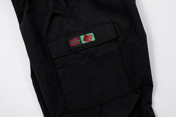 HARD WEAR CARGO PANTS BLACK