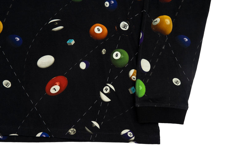 BILLIARD POLO BLACK
