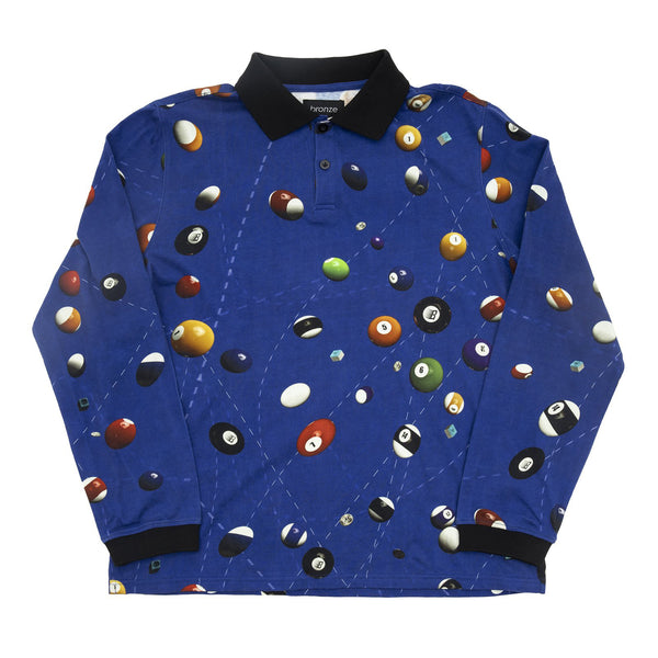 BILLIARD POLO BLUE