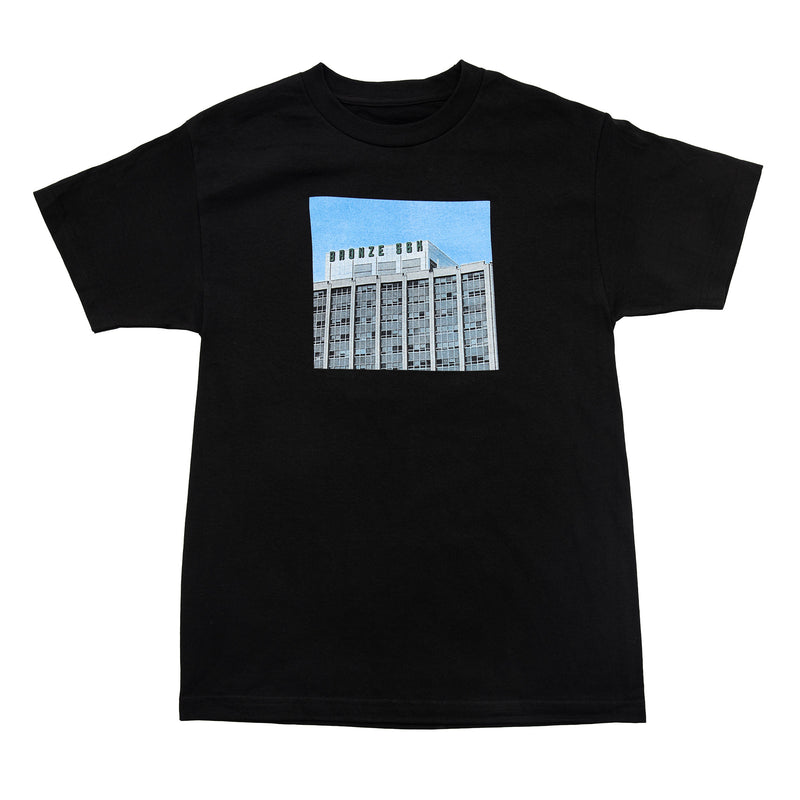BRONZE56K CITY TEE BLACK