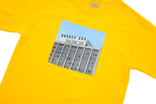 BRONZE56K CITY TEE GOLD