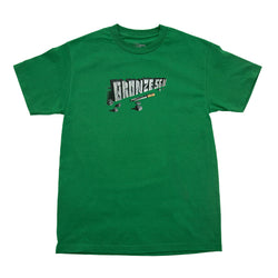 CHISEL TEE KELLY GREEN