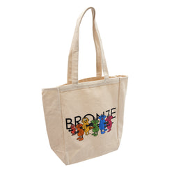 BOLT BOYS TOTE BAG NATURAL