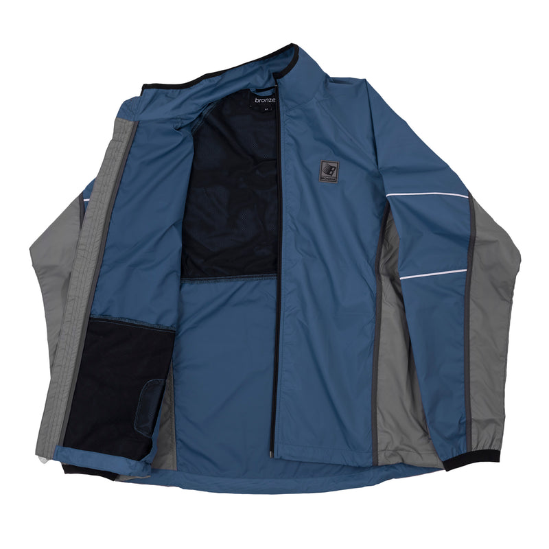 HIGH PERFORMACE WINDBREAKER AIR FORCE BLUE