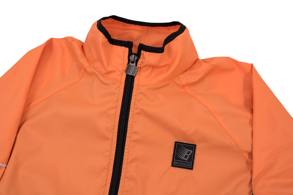 HIGH PERFORMANCE WINDBREAKER ORANGE