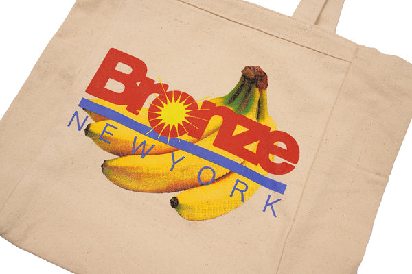 BANANA CANVAS TOTE BAG