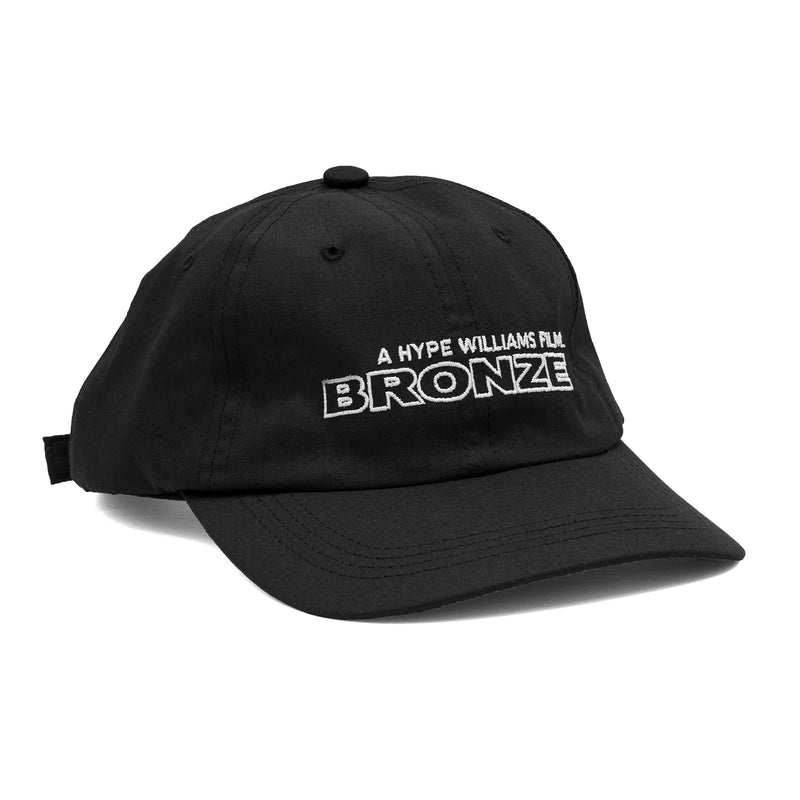 BRONZE FILM HAT BLACK