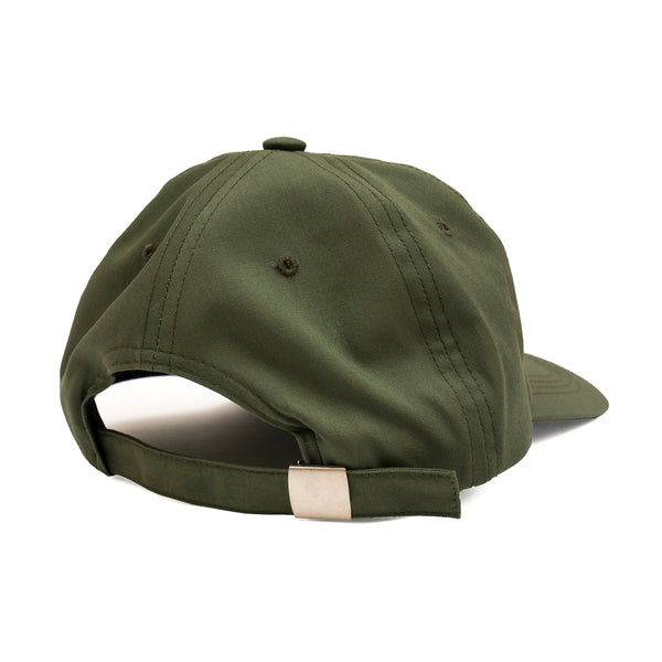 BRONZE FILM HAT OLIVE