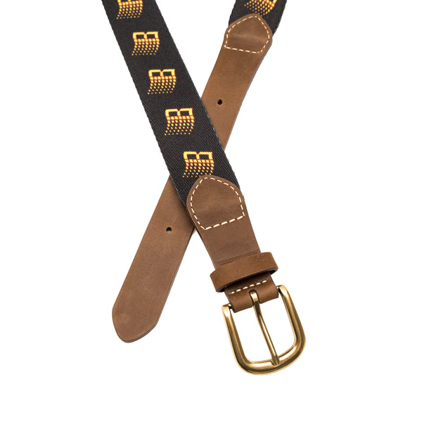 BRONZE BELT BLACK