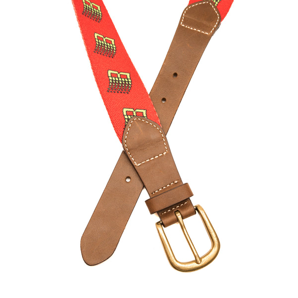 BRONZE BELT RED