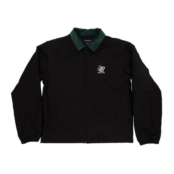 BRONZE DUCK JACKET BLACK
