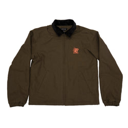 BRONZE DUCK JACKET HUNTER GREEN