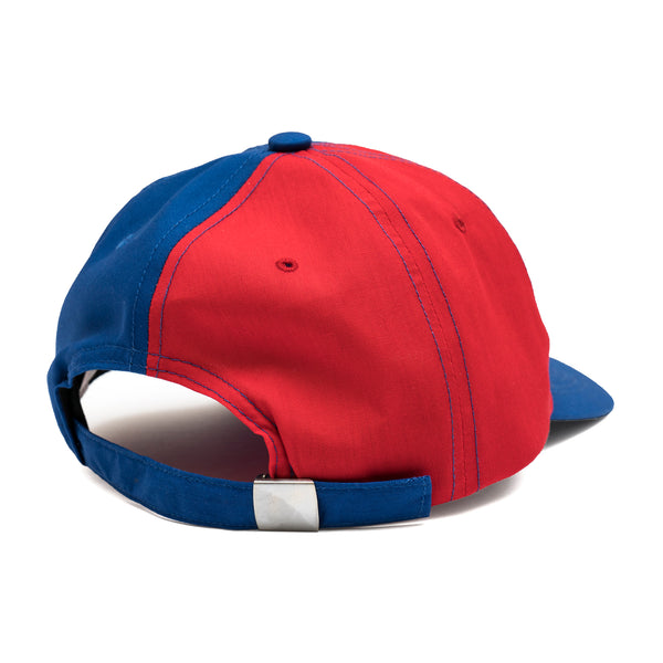 BRONZE TECHNOLOGIES PATCH HAT RED/BLUE