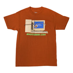 FIREWALL TEE TEXAS ORANGE