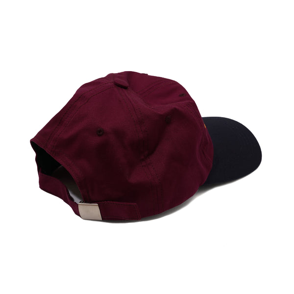 BASEBALL HAT PLUM/NAVY