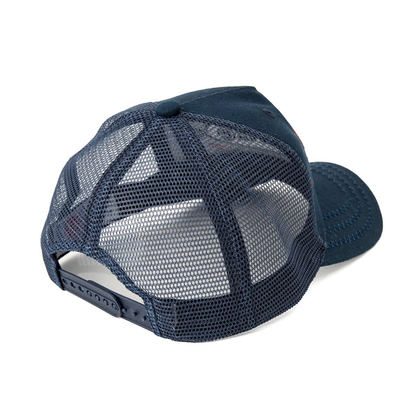 TOOL TIME TRUCKER HAT NAVY
