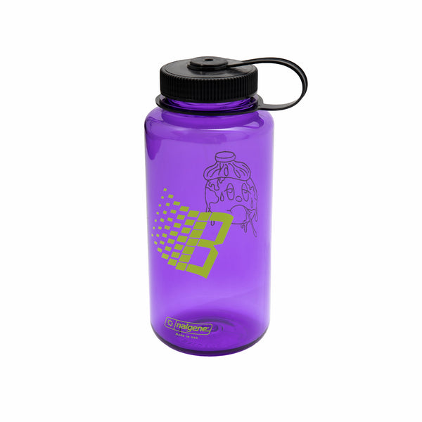 BRONZE NALGENE BOTTLE PURPLE