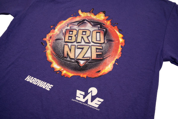 BRONZE JAM TEE PURPLE