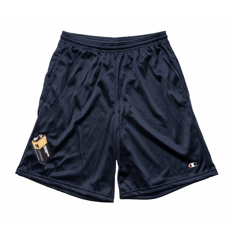 BATTERY SHORTS NAVY
