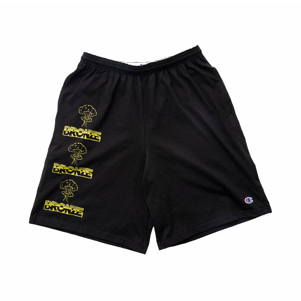 ATOMIC SHORTS BLACK