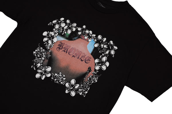 BACK TAT SHIRT BLACK