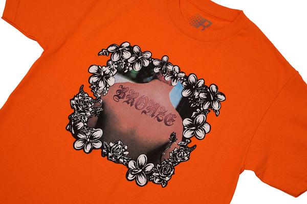 BACK TAT TEE ORANGE