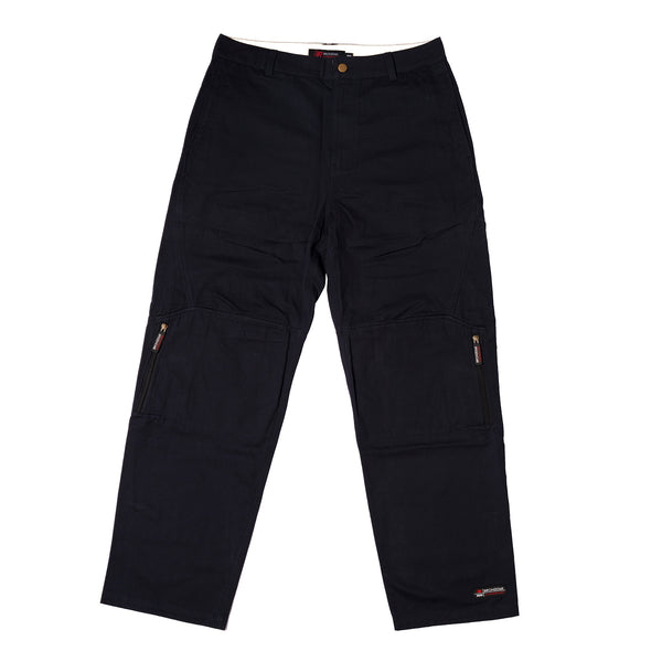 ZIP TECH PANTS NAVY