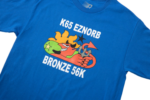 EZNORB TEE ROYAL BLUE
