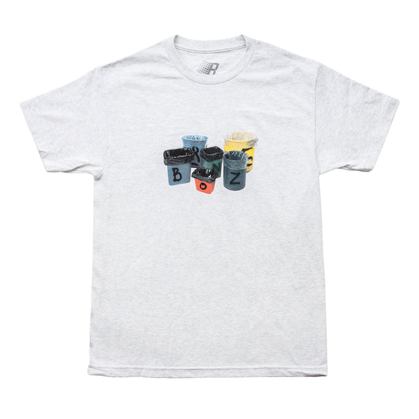 TRASH TEE TRASH GREY