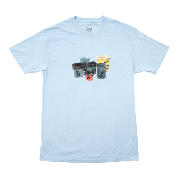 TRASH TEE POWDER BLUE