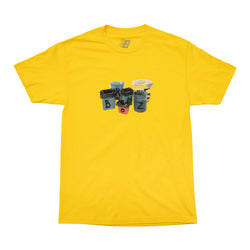 TRASH TEE YELLOW