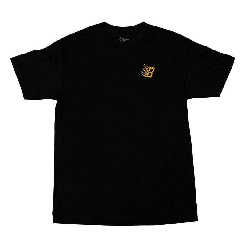 INTERNATIONAL TEE BLACK