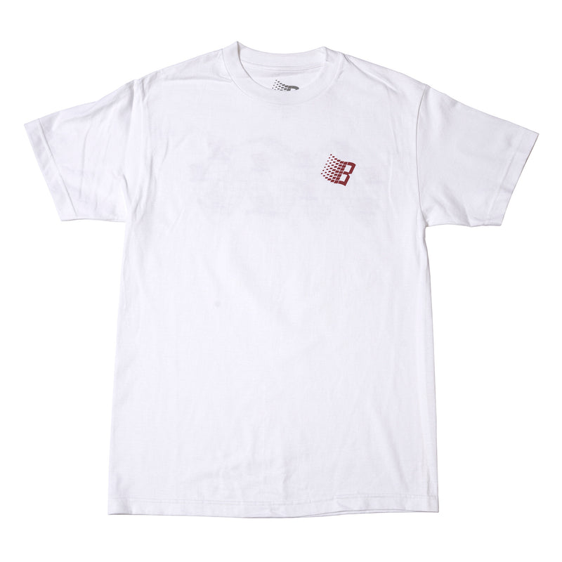 INTERNATIONAL TEE WHITE