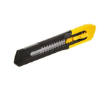 photo 1 of Stanley Retractable Craft Knife, 18mm Snap-off Blade - Light Duty Hobby Knifes 0-10-151