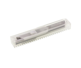 photo 1 of Stanley General Purpose 9mm Snap-Off Knife Blades 0-11-300, 13 Blade Segments Pack 0f 10
