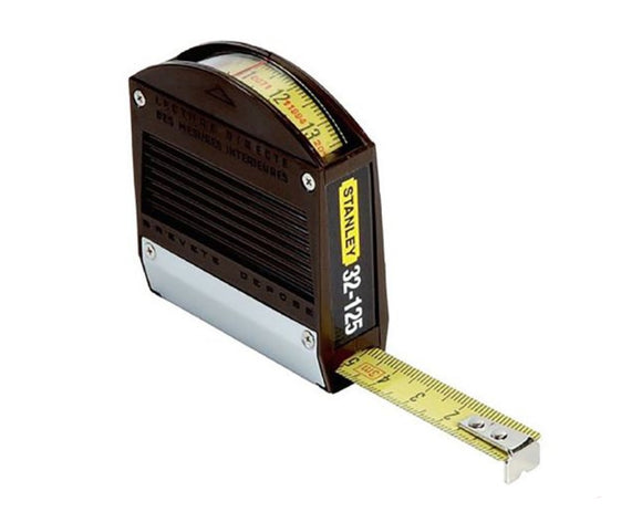 photo 1 of Stanley Panoramic Tape Measure 3m (10ft) Inner Measurement Tools 0-32-125